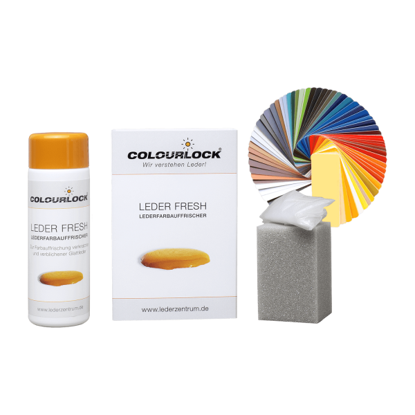 COLOURLOCK Tönung Leder Fresh nach Farbmuster 150 ml